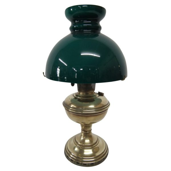 Victorian Paraffin Lamp Georgian Antiques