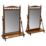 Pair of Dressing Mirrors 18140