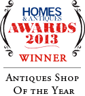 Antiques Shop of the Year - 2013 Winner