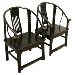 Pair of Childs Chairs (2)