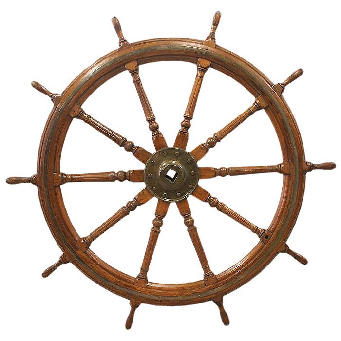 Ships Wheel (1)