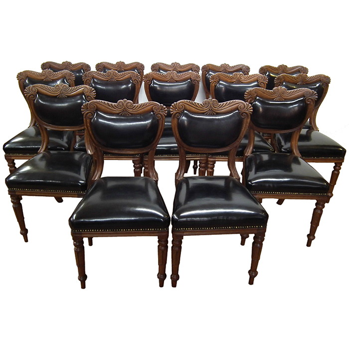 Set of 14 Chairs (1)
