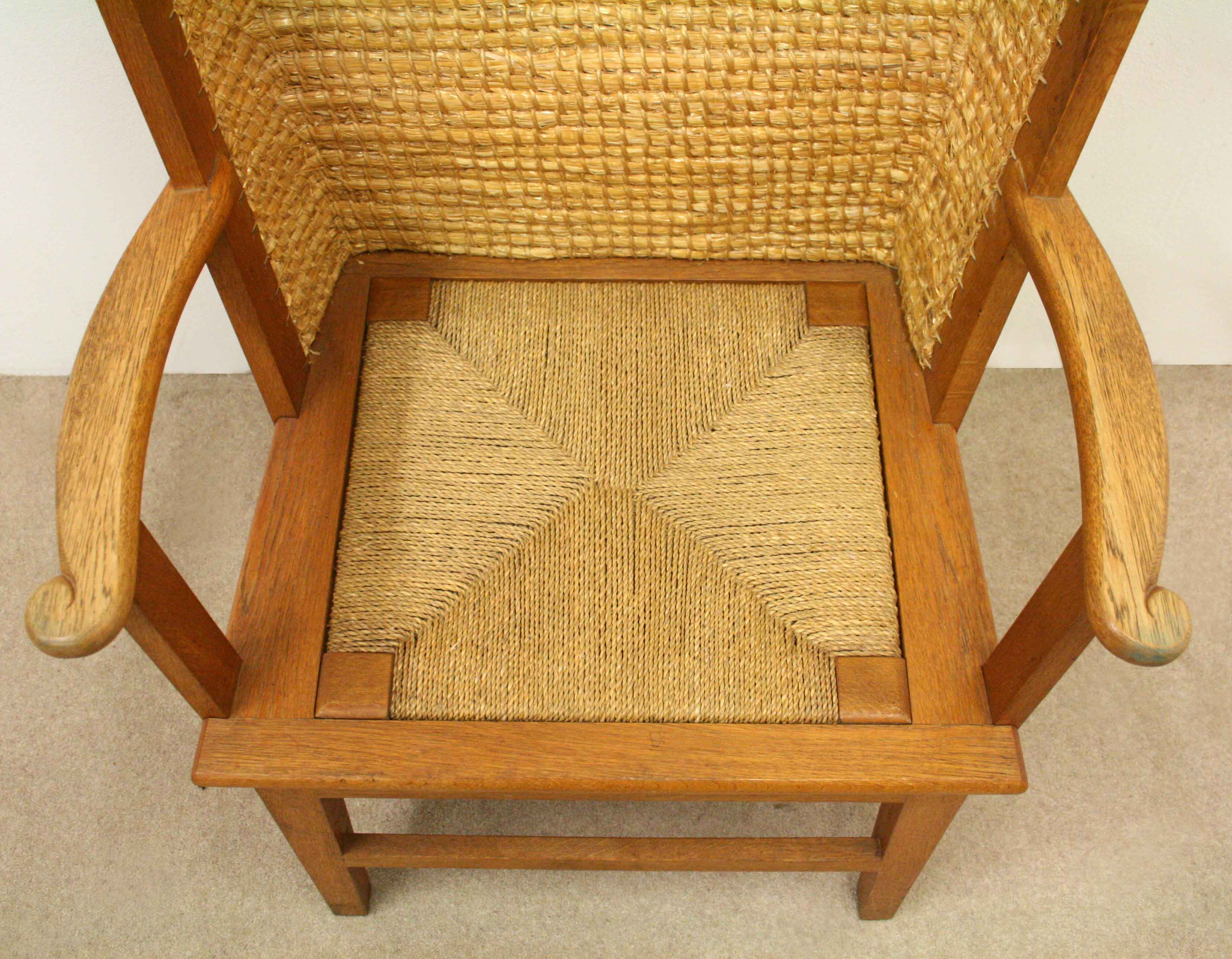 Ordinaire Orkney Hooded Chair (7)
