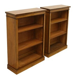 Pair of Bookcases B (1)