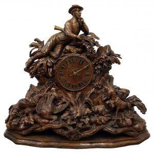 Black Forest Clock (2)