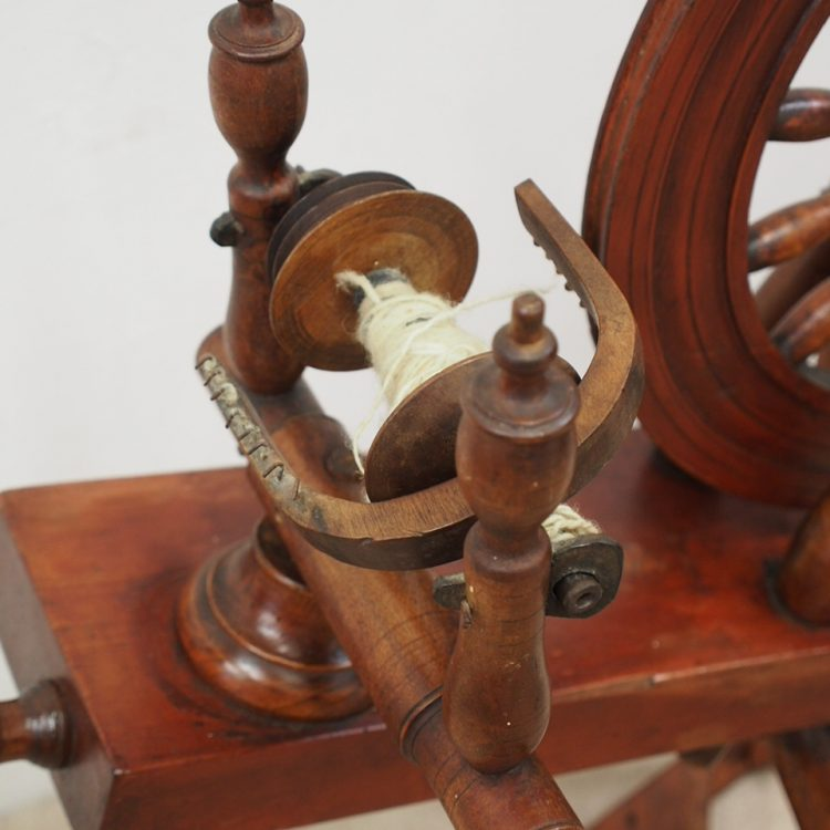Unusual victorian spinning wheel georgian antiques for Odd victorian names